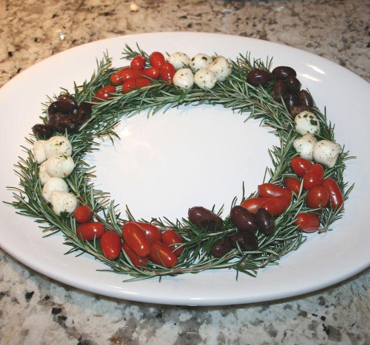 Christmas appetizer