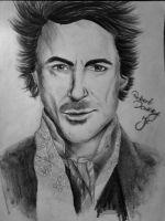 Sherlock Holmes (RDJ) by Nadia-AsViv