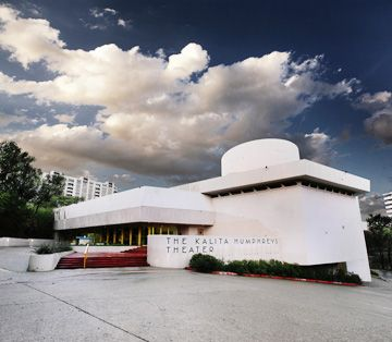 Kalita Humphreys Theater, Dallas - Designed by Frank Lloyd Wright