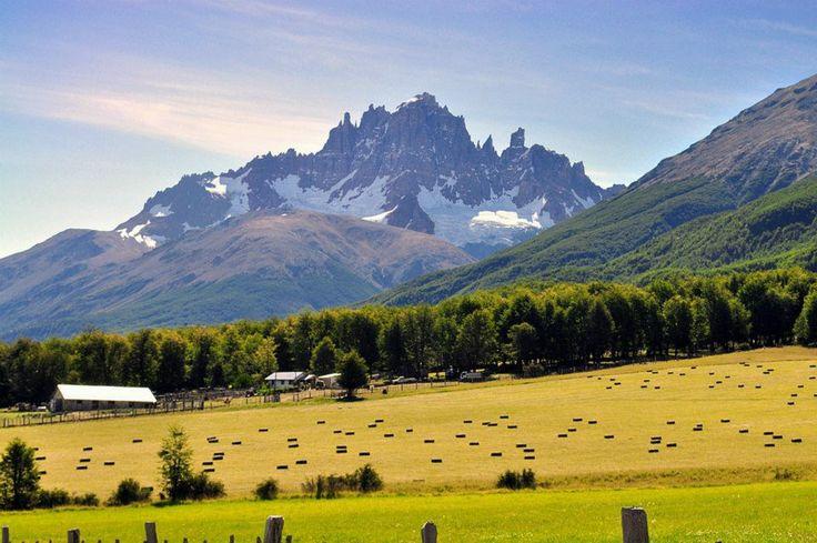 Cerro Castillo  Región de Aysén/Chile