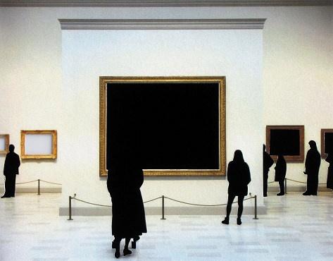 "Tint Gallery :: Past exhibitions (Georgia Kotretsos, Artemis Potamianou, G. Kotretsos, After Struth series - ""Art Institute of Chicago II, 1990"")"