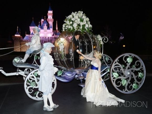 Holly Madison Exclusive Wedding Pictures 10