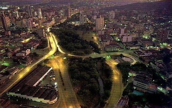 Cali Nocturno colombia