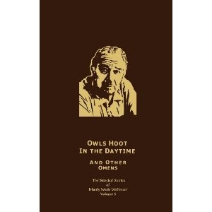 Owls Hoot in the Daytime & Other Omens: Selected Stories of Manly Wade Wellman (Volume 5) (Hardcover)  http://balanceddiet.me.uk/lushstuff.php?p=1892389231  1892389231