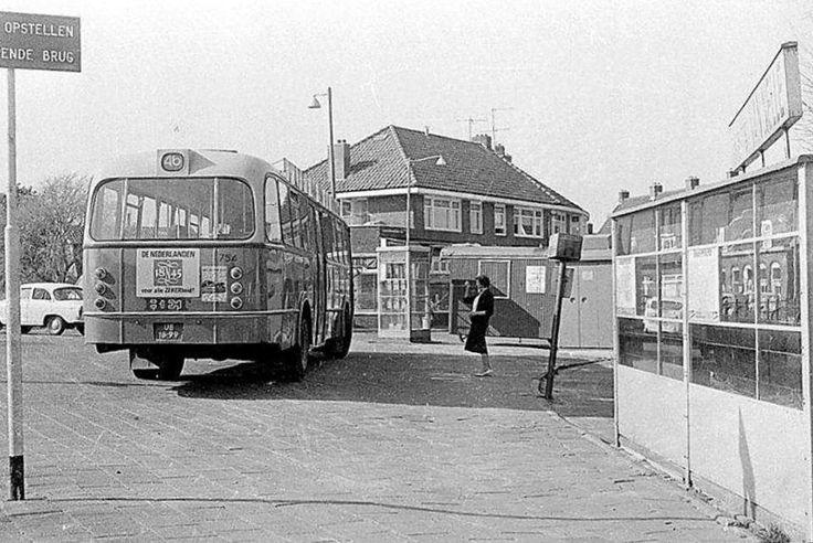 Terbregseweg Rotterdam (jaartal: 1970 tot 1980) - Foto's SERC