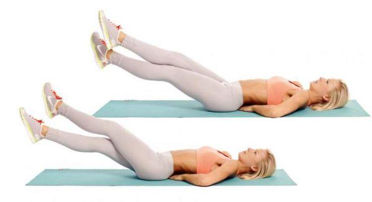 exercício chute tesoura para perder barriga rápido