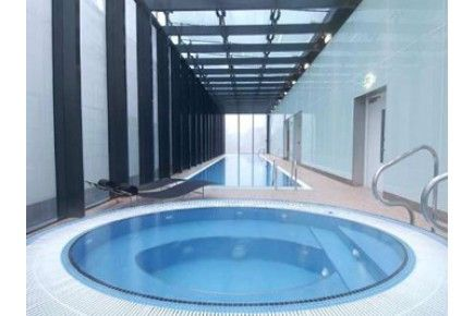 Why not enjoy the pretty sunset for yourself  in Manchester. A spa break for 2 with relaxing Spa treatments at the Hilton Hotel.