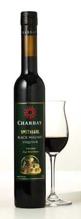 Charbay Nostalgie Black Walnut Liqueur 30% abv; $75/375ml First, wipe that image that walnut liqueur will be similar in taste or process to other nut spirits like amaretto (almonds) or Frangelico (hazelnuts), where the toasted nut flavors are the focus....