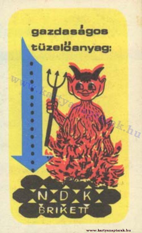 1976 - 1976_0823 - Régi magyar kártyanaptárak