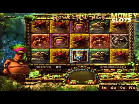 Here's a video review of Rook's Revenge slots from BetSoft.  Be sure to check out the full Rook's Revenge video slots review at http://www.moneyslots.net/betsoft/rooks-revenge-slots/  For more information on the best slots casinos, slots bonuses and slots game reviews, please visit:  MoneySlots.net http://www.moneyslots.net/ #1 Online Slots Guide