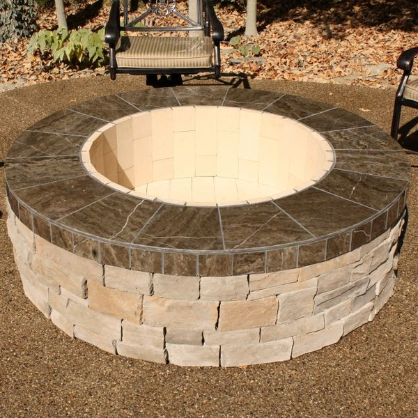 Heldman Outdoor Fire Pit Project By Leisure Select
