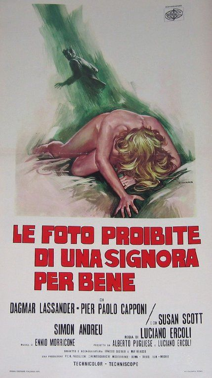The Forbidden Photos of a Lady Above Suspicion 1970