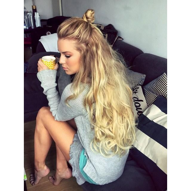 455 best pretty hair images on pinterest hairstyles braids and hair pmusecretfo Choice Image