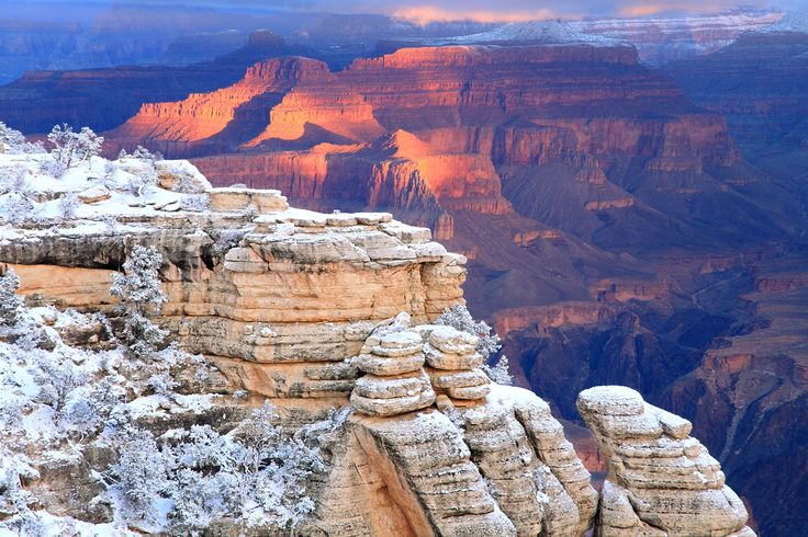 12 Reasons to Visit the Grand Canyon, Yosemite, and Other National Parks In the Off-Season - Condé Nast Traveler