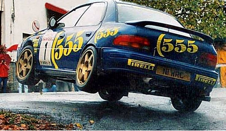 classic_rally Sanremo Rally 1996 Colin Mcrae.