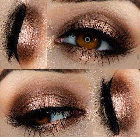 Stunning brown