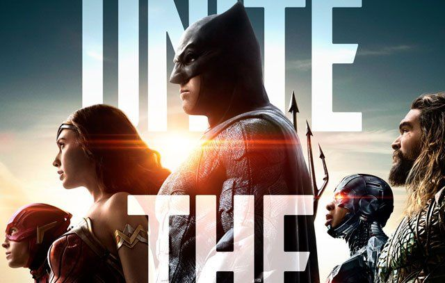 The League Unites in a New Justice League Poster