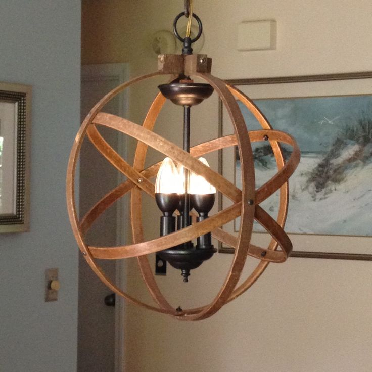 Unique Dining Room Chandeliers: 1000+ Ideas About Orb Chandelier On Pinterest