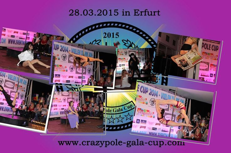 Crazy Pole Gala Cup in Erfurt!