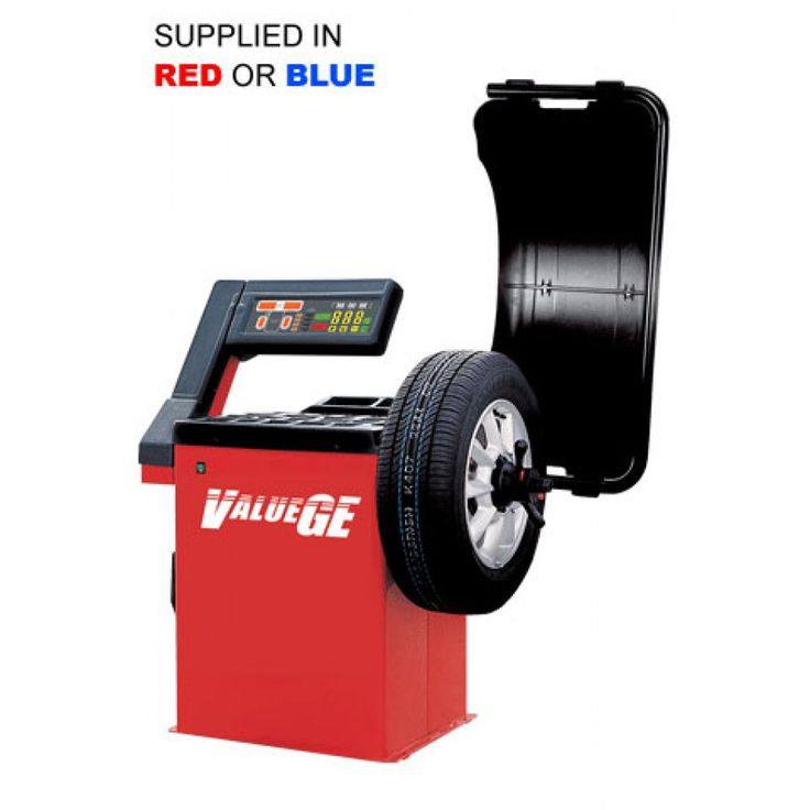 Tyre Equipment Direct - VGWB02-B Wheel Balancer