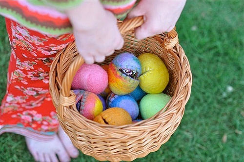 our easter by waldorfmama