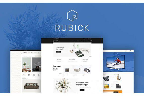 Rubick WooCommerce WordPress Theme by Opal Wordpress Theme on @creativemarket