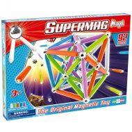 Supermag: Maxi Neon 92 bucăţi set magnet