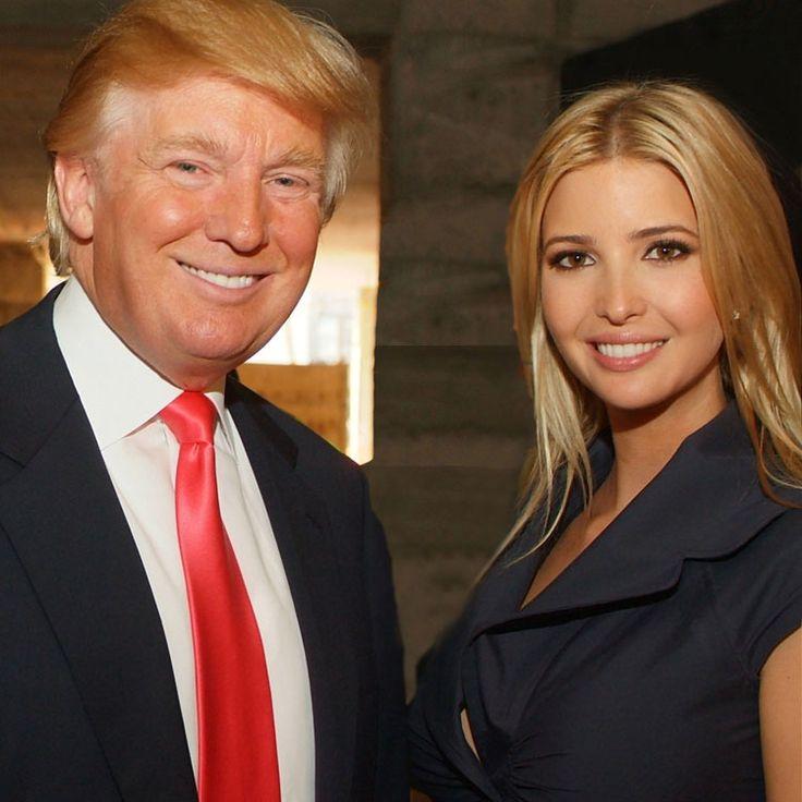 Donald Trump and Ivanka Trump portrait Photographed by Vital Agibalow –  vitalphoto.com Blog