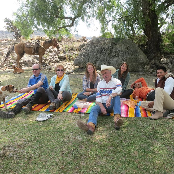One of our favorite picnic stops!  Tag all of your friend who would want to join you! http://rancholascascadas.com/unwind/
