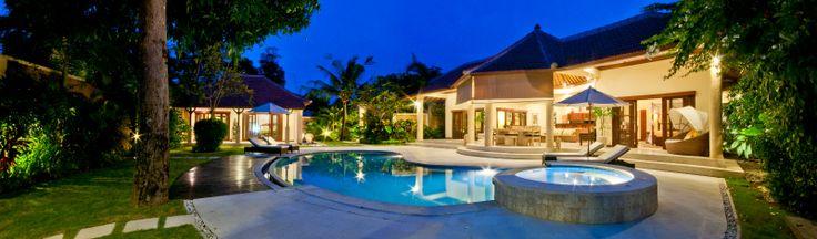 Spacious seminyak villas for rent