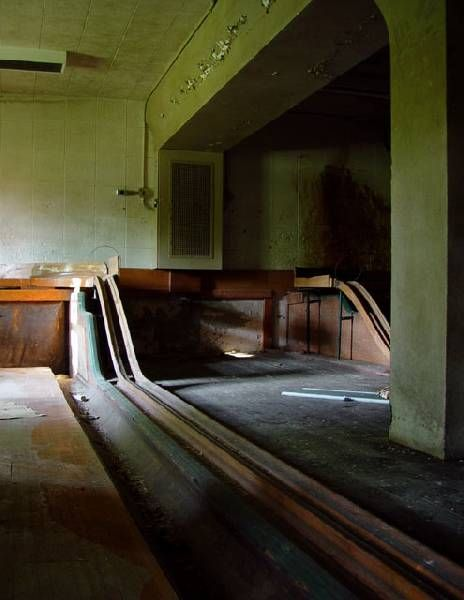 Bowling Alley at Hewitt State Hospital and Prison by Opacity.us