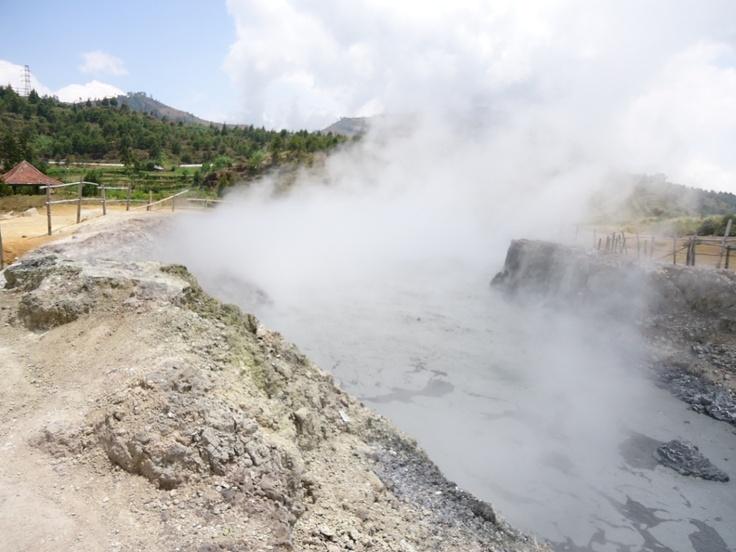 Kawah Dieng-Indonesia