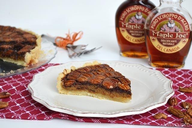 La pecan pie o torta di noci pecan, è una crostata tipica americana, composta da…