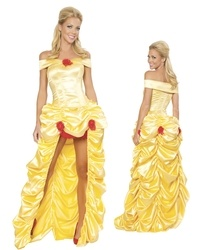 sexy belle costume.... so cute