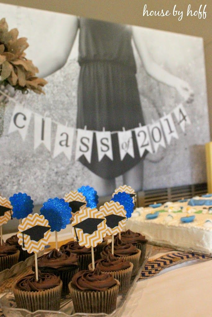 Photography Wednesday: Graduation Party Backdrop - House by Hoff
