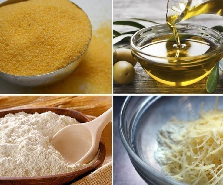 nachos caseros- ingredientes