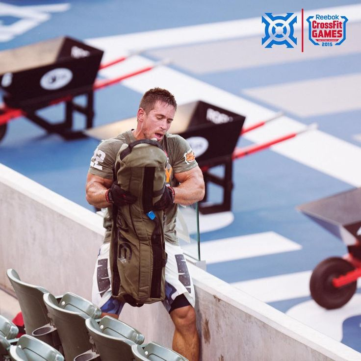 Dan Bailey. CrossFit and TeamPRGNX athlete