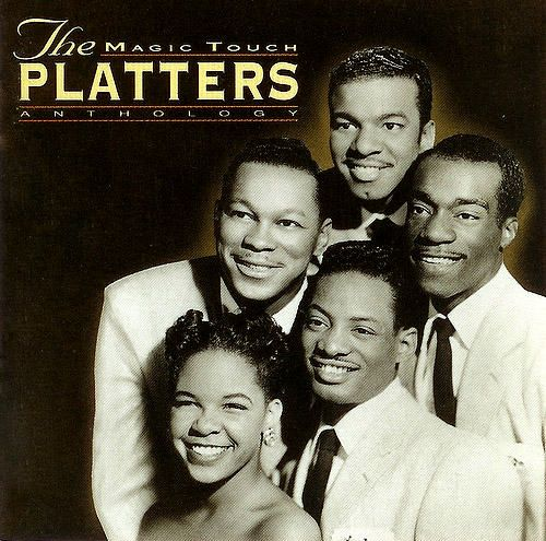 The Platters had some of the best of the 50s and 60s - Deep Purple, Smoke Gets in your Eyes, My Prayer...and the list goes on!