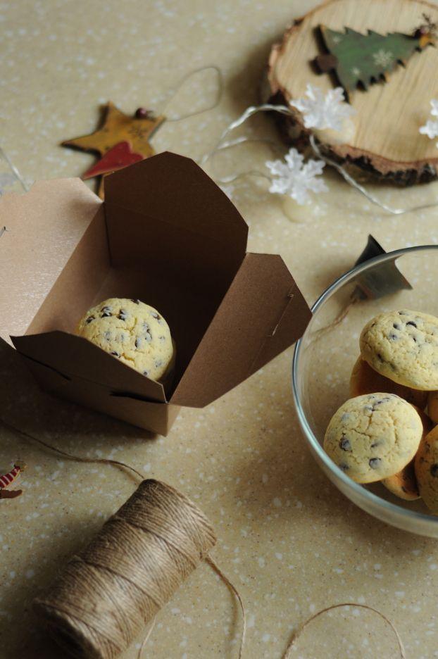 Chocolate drops cookies #sweetwood #cookies # Christmas #homemade