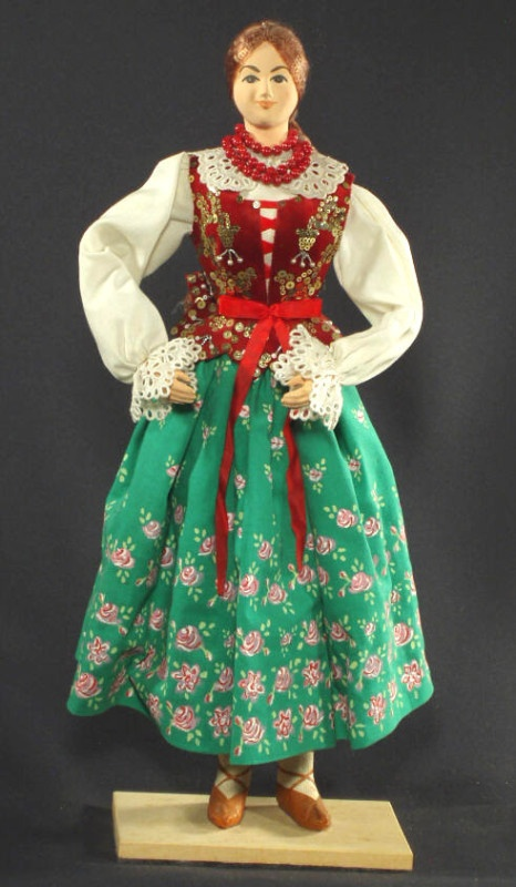 10+ images about Polish Costumes on Pinterest | Krakow Dance costumes and Folk embroidery