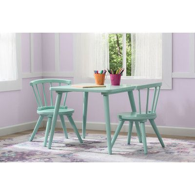 Shop Wayfair for Kids Tables & Chair Sets to match every style and budget. Enjoy Free Shipping on most stuff, even big stuff.