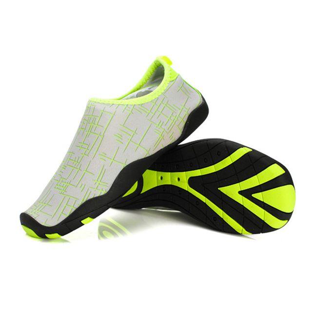 Daily Sale $18.82, Buy New Men Women Water Shoes Quick Dry Flats Outdoor Swim Yoga Surf Training Aqua Shoes Lightweight Water Shoe