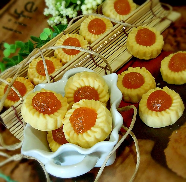 Malay Wedding Food: 37 Best Malaysian Traditional Cookies Images On Pinterest