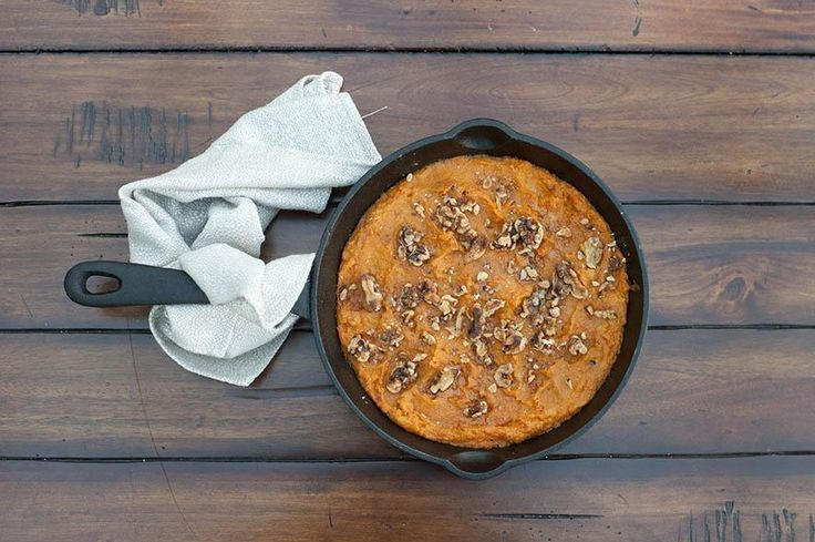 Maple Sweet Potato Bake   Natrel