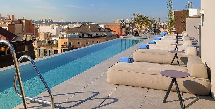 Brand new luxury hotel Ohla Eixample 5*