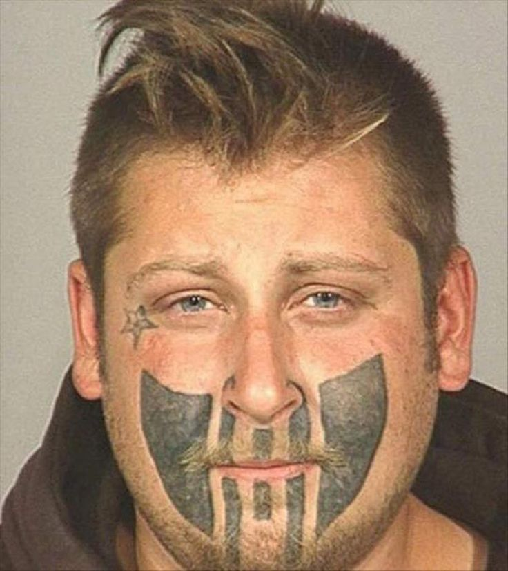The Best Of Really Bad Tattoos - 23 Pics--why would you do this?