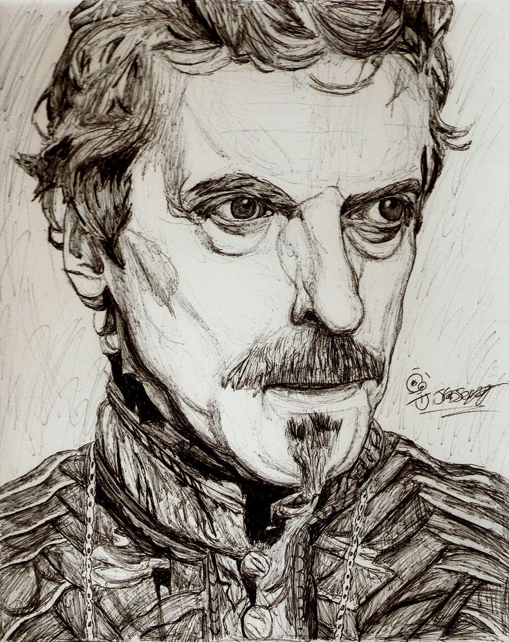 Peter Capaldi as the Cardinal in The Musketeers