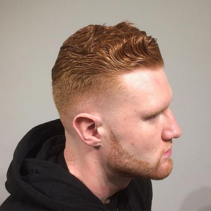 49 Fade Haircut Ginger New Ideas