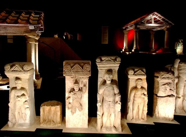 Musée Les Sources d'Hercule / Offrande de remerciements © OT Baccarat