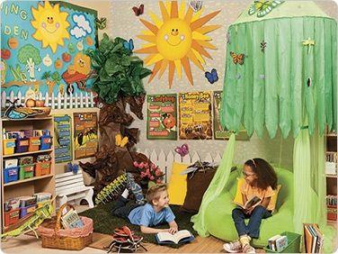 Nature Reading Corner
